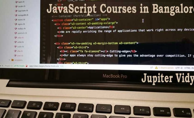 Java Script Courses in Bangalore