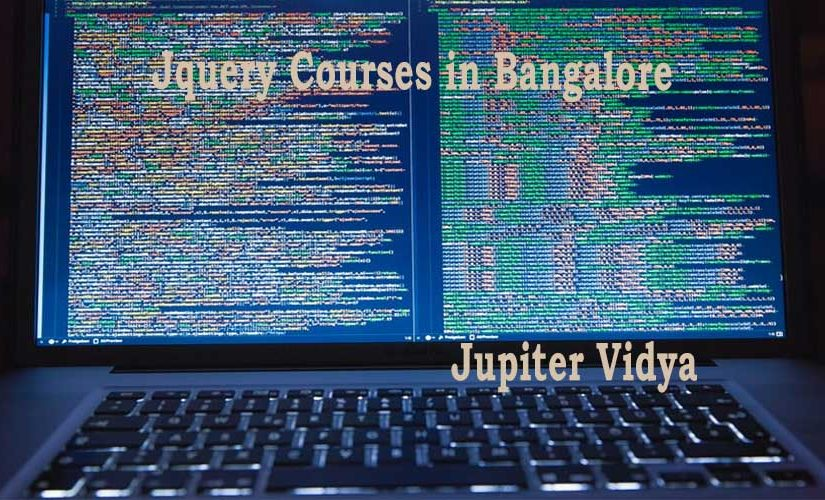 Jquery Courses in Bangalore