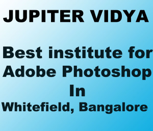Adobe Photoshop Courses in Bangalore
