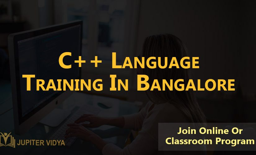 C++ Language training in Bangalore