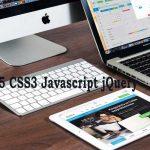 HTML5-CSS3-Javascript-jQuery-institute-near-Varthur-Bangalore