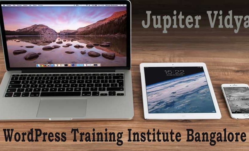 WordPress institute near Varthur Bangalore