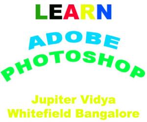 Adobe Photoshop training centers in Bangalore