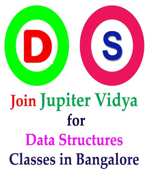 Data structure training institute in Bangalore