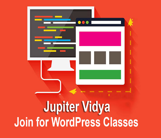 WordPress classes in Bangalore