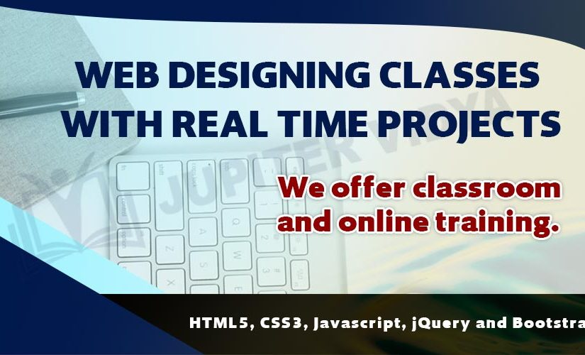Web designing classes in Bangalore
