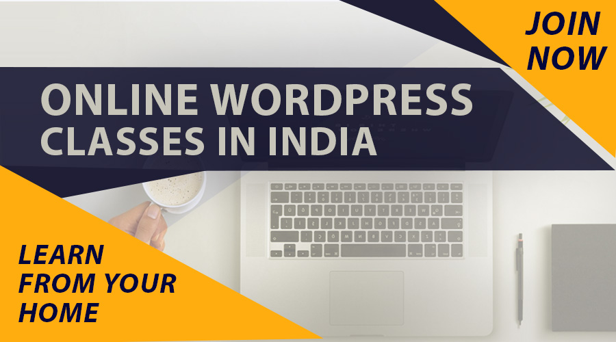 WordPress-classes-online-in-India