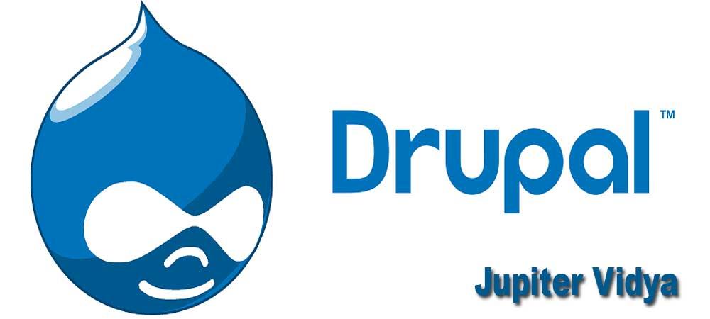 Drupal-jupiter-vidya-bangalore