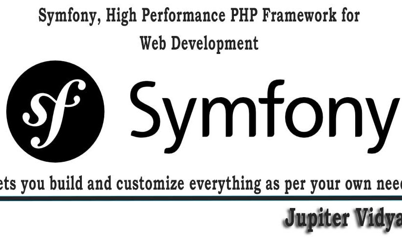 Symfony Framework Training in Bangalore